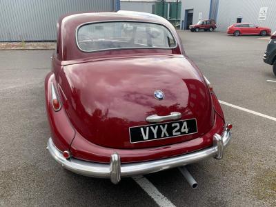 1953 BMW 501 Saloon 6CYL Manual