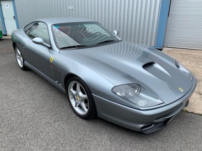 2000 Ferrari 550 Maranello (LHD) SOLD!
