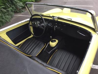 1958 Austin Healey Sprite Mk1 SOLD