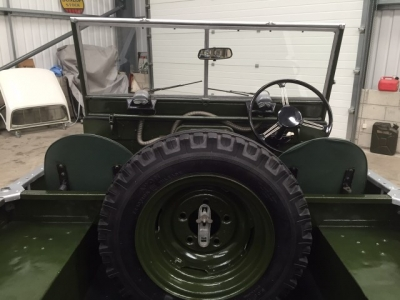 1951 Land Rover SWB 80 SOLD!