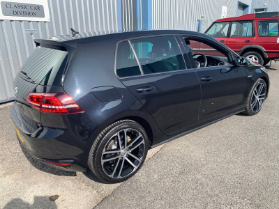 2015 VW Golf 2.0 GTD 5 Door Manual