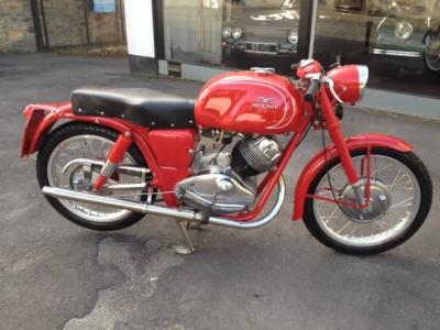 1959 Moto Guzzi 250 (235) SOLD