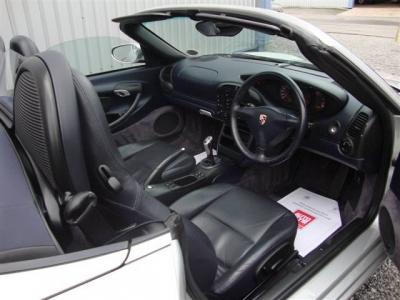 2003 Porsche Boxter 2.7 SOLD
