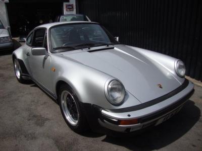1988 Porsche 930 Turbo Coupe SOLD