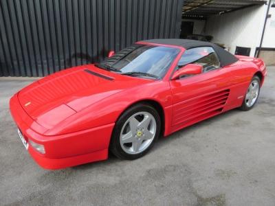 1994 Ferrari 348 Spider SOLD