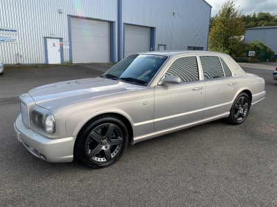 2002 Bentley Arnage T