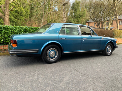 [SOLD] 1988 Rolls Royce Silver Spirit