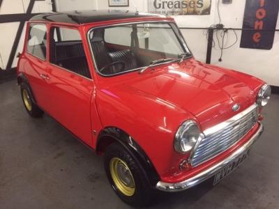 1971 Mini Cooper S SOLD
