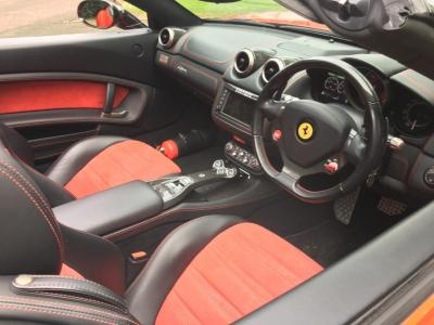 2011 Ferrari California 4300 V8 SOLD!