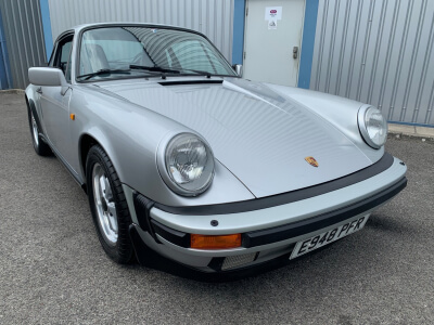 1988 Porsche 911 Carrera Sport Coupe SOLD