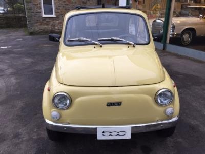 1975 Fiat 500 LHD SOLD