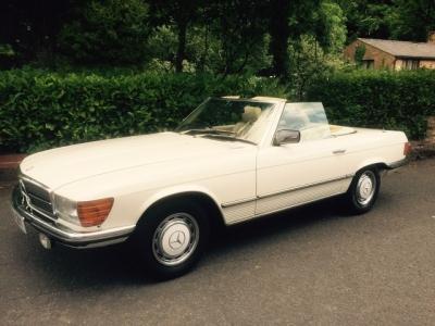 1983 Mercedes 380 SOLD