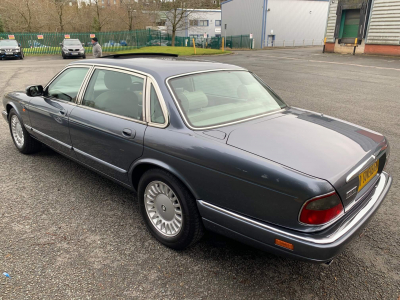 1997 Jaguar 4.0 Sovereign LWB Auto