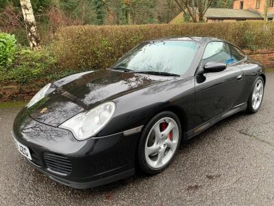 2003 Porsche 996 Carrera 4S coupe SOLD!