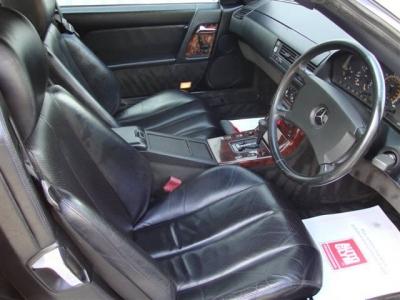 1991 Mercedes 500 SL SOLD
