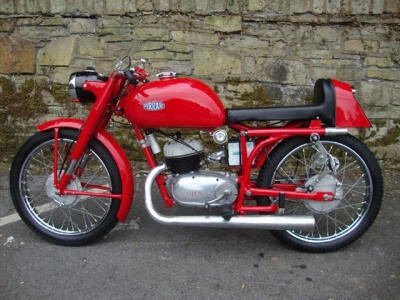 1956 Ferrari 160cc SOLD