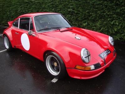 1971 (1985) Porsche 911 RSR SOLD