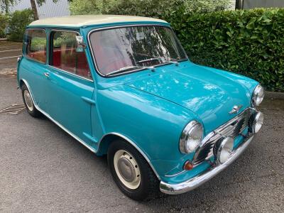 1962 Morris Mini MK1 Cooper