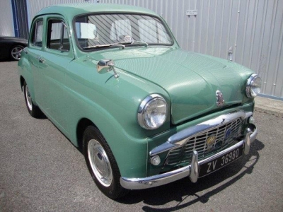 1958 Standard Ten Saloon SOLD