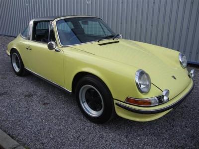 1971 Porsche 911S 2.2 Targa SOLD