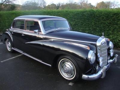 1954 Mercedes 300 W 186  SOLD