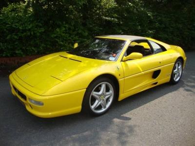 1995 Mdl Ferrari 355 GTS SOLD