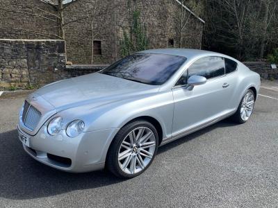 2004/5 Bentley Continental GT