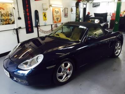2000 Porsche 3.2 Boxster SOLD