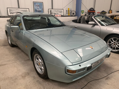 1986 Porsche 944 5 speed manual - SOLD