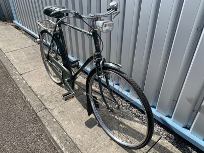 1948 Raleigh Superbe Bicycle