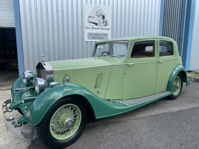 1937 Rolls Royce 25/30 SOLD