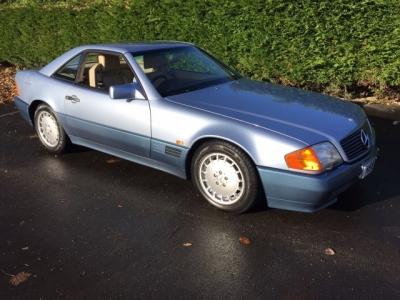 1991 Mercedes 300SL 24 Valve SOLD!