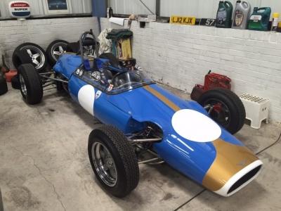 1963 Donford Formula Junior SOLD