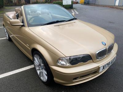 2000 BMW 325I (E46) Convertible