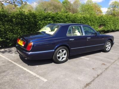 1998 Bentley Arnage SOLD