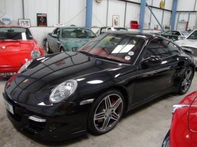 2008 Porsche 997 Turbo SOLD