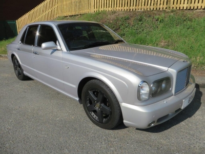 2003 Bentley Arnage T SOLD