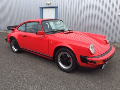 1983 Porsche 911 Carrera SOLD