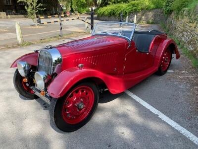 1938 Morgan 4/4 SOLD!