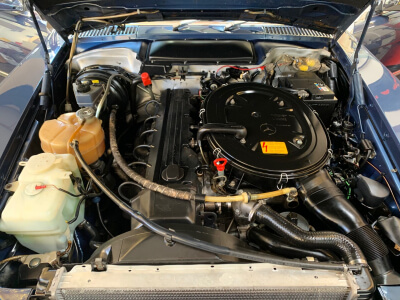 1989 Mercedes 300SL W107