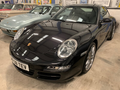 2008 Porsche 991 (997) Carrera 2 SOLD