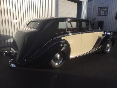 1949 Rolls Royce Silver Wraith [SOLD]