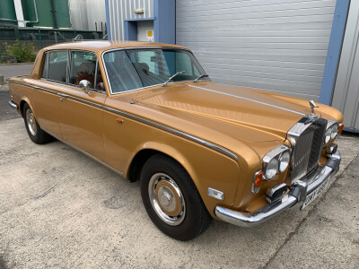 1975 Rolls Royce Silver Shadow 1 SOLD