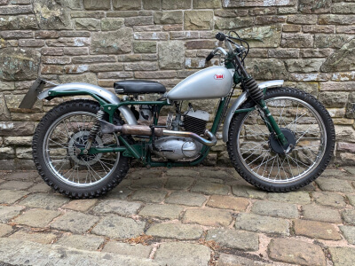 1957 Bantam D3 150 Trials
