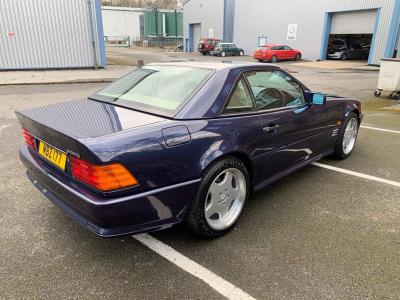 1995 Mercedes SL320 AMG R129