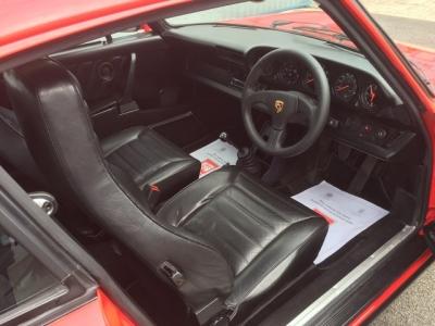 1983 Porsche 911 Carrera SOLD