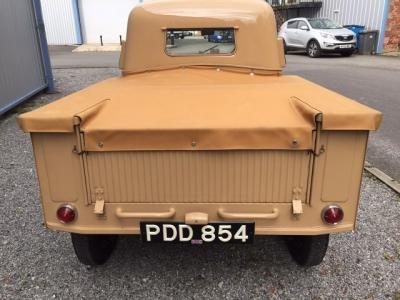 1954/5 Citroen 2CV Pick Up SOLD