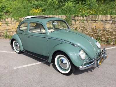 1958 VW Beetle 1200 LHD SOLD!