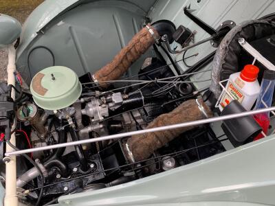 1958 Citroen 2CV