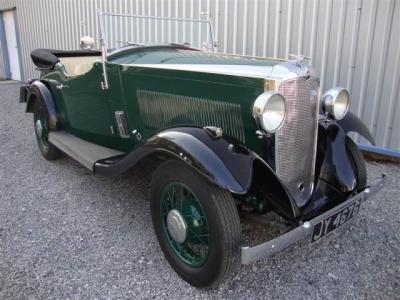 1934 Vauxhall Light Six Stratford  SOLD